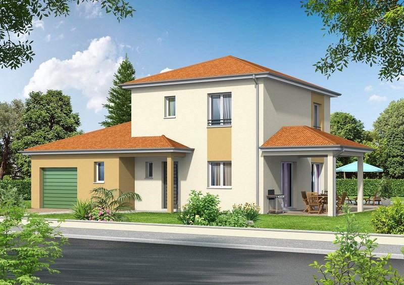 Maison  5 pièces + Terrain 371 m² Chavanoz par COMPAGNIE DE CONSTRUCTION
