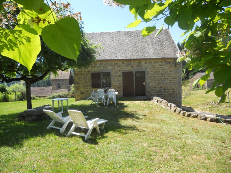 Charming country house out of stone - Lachaux