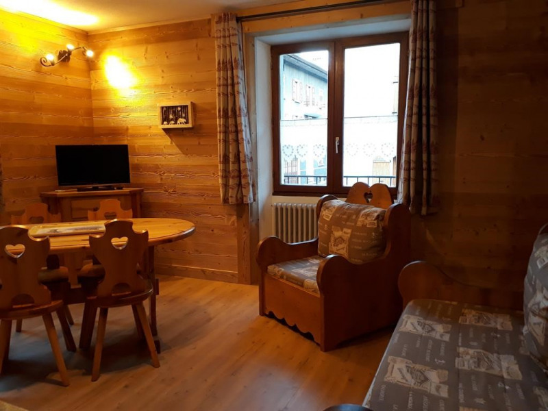 Location vacances Lanslebourg-Mont-Cenis -  Appartement - 5 personnes - Chaise longue - Photo N° 1