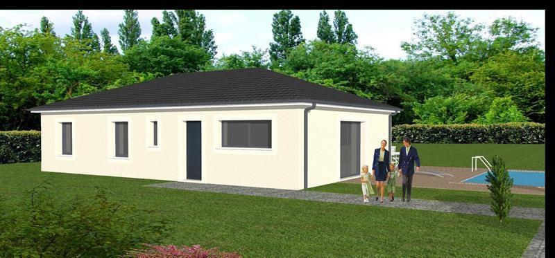Maison  5 pièces + Terrain 750 m² Bellac (87300) par GCI CONSTRUCTION