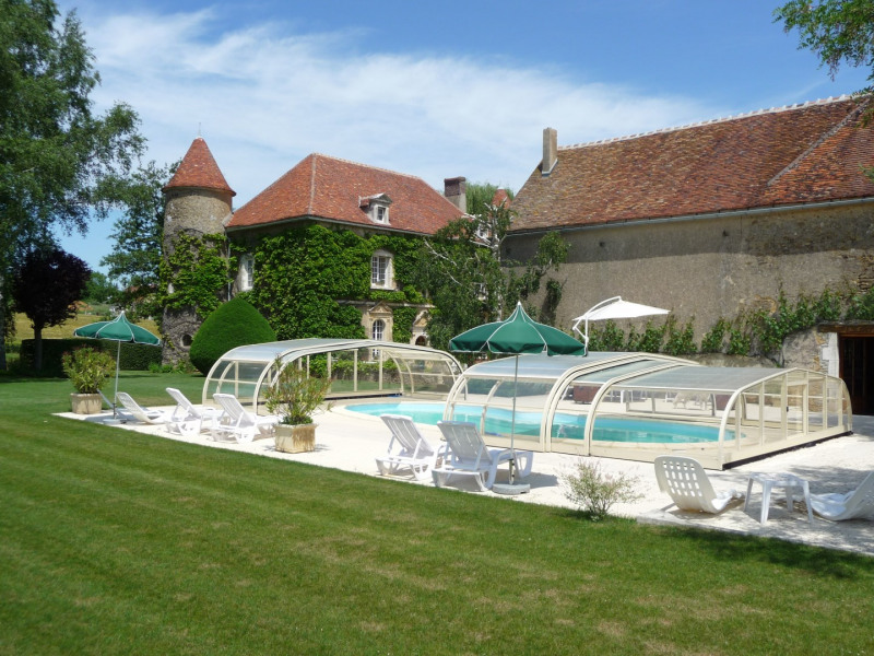 Holiday rentals Chevannes - Cottage - 15 persons -  - Photo N° 1