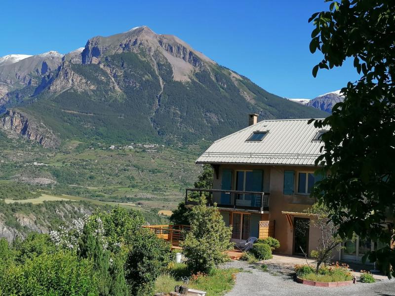 Ferienwohnungen Saint-André-d'Embrun - Hütte - 4 Personen - Grill - Foto Nr. 1
