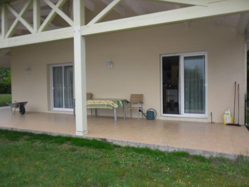 Terrasse de 80 m² couverte