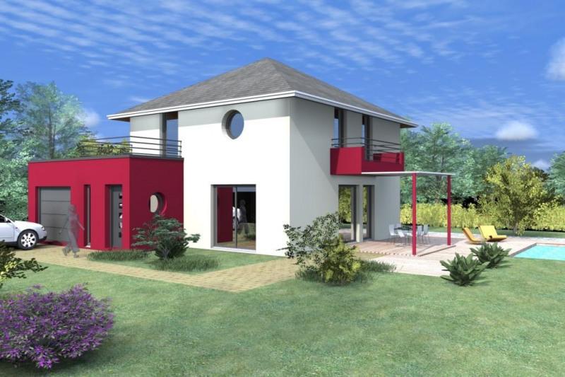 Maison  5 pièces + Terrain 648 m² Azay-sur-Thouet par ALLIANCE CONSTRUCTION BRESSUIRE