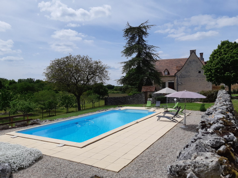 Holiday rentals Le Bastit - House - 7 persons - BBQ - Photo N° 1