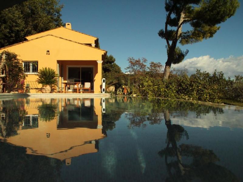 villa  standing   calme  vue panoramique