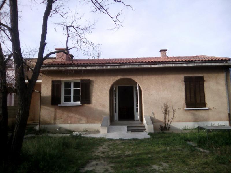belle villa située a Ponte-Leccia à  20 min de la plage de l'ostriconi
