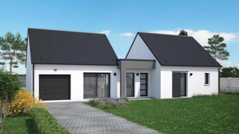 Maison  5 pièces + Terrain 553 m² Croix-en-Touraine par maisons Ericlor