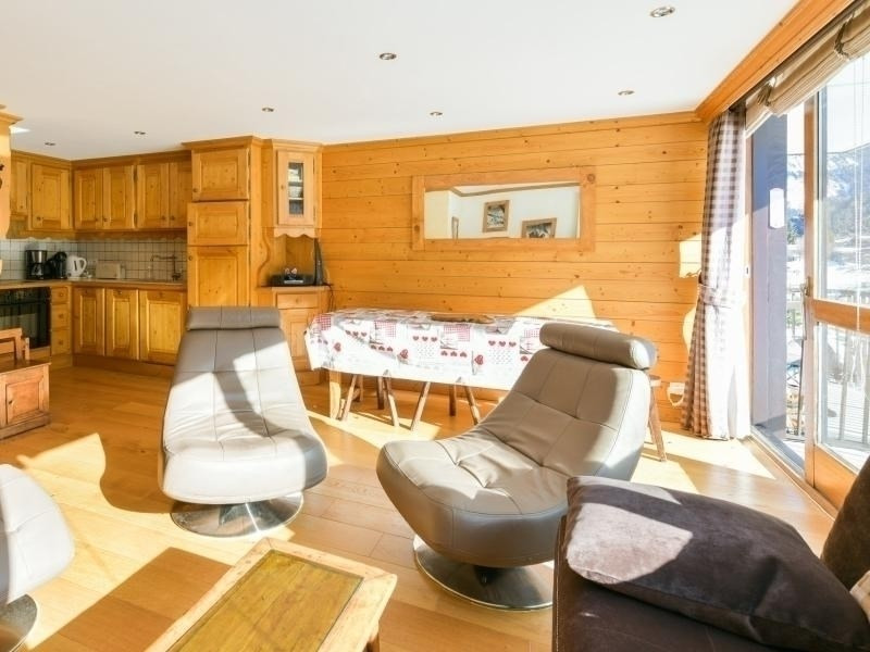 Location vacances Courchevel -  Appartement - 6 personnes - Télévision - Photo N° 1
