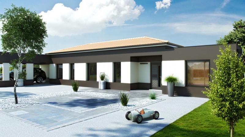 Maison  5 pièces + Terrain 700 m² Tournefeuille par CELIA CREATION