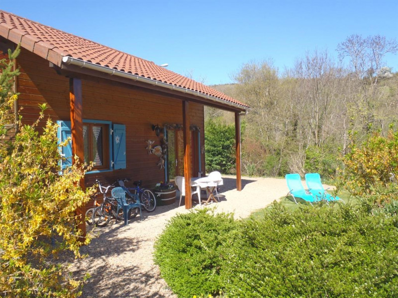 Location vacances Saint-Floret -  Maison - 7 personnes - Barbecue - Photo N° 1