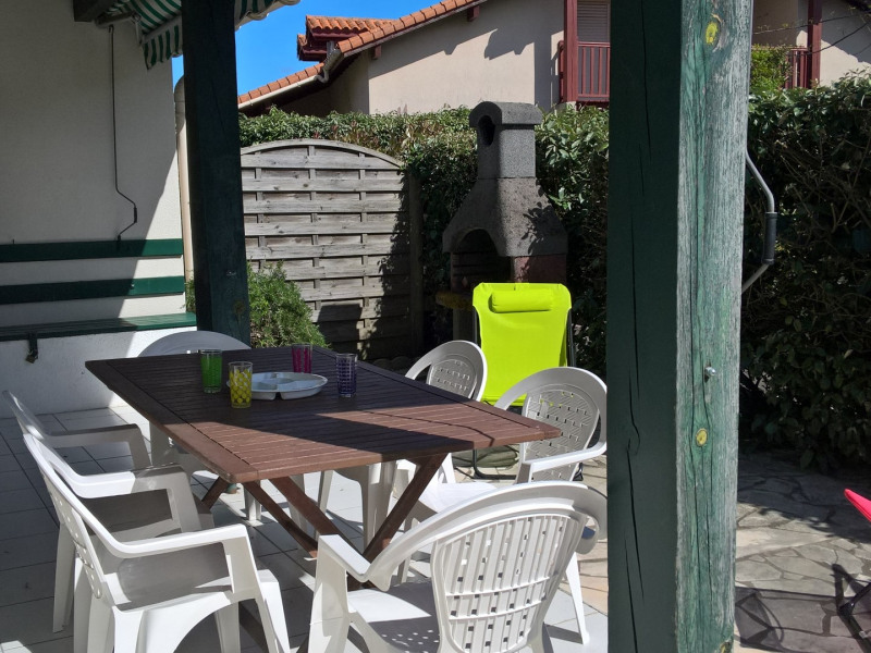 Location vacances Capbreton -  Appartement - 6 personnes - Barbecue - Photo N° 1