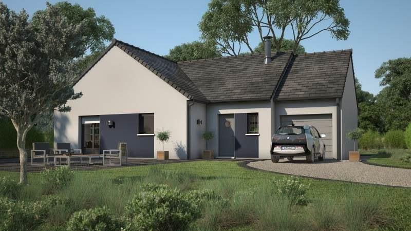 Maison  5 pièces + Terrain 860 m² Saint-Vit par MAISONS FRANCE CONFORT