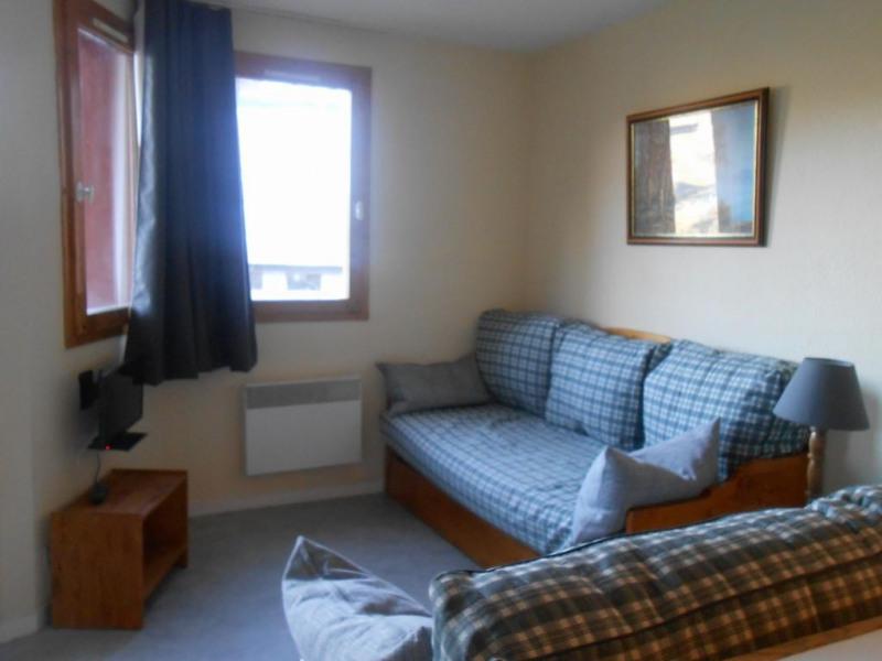 Salon avec lits gigognes (3 couchages), TV
