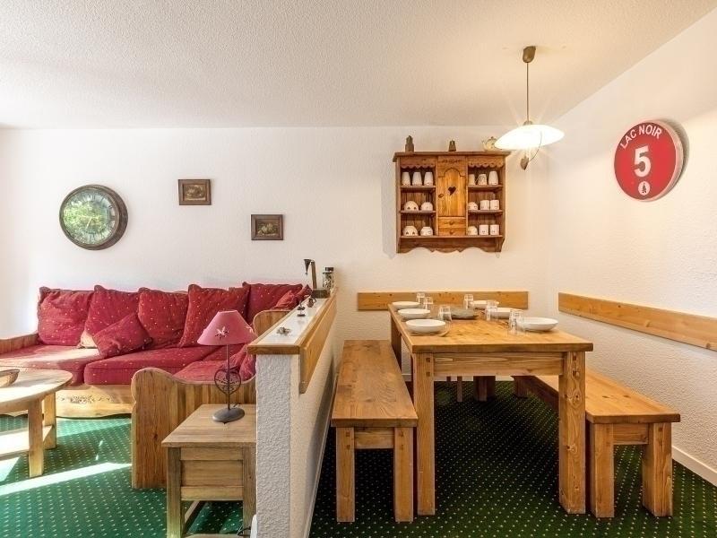 Location vacances La Plagne-Tarentaise -  Appartement - 6 personnes - Télévision - Photo N° 1