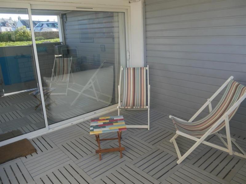 Ferienwohnungen Quiberon - Wohnung - 6 Personen - Liegestuhl - Foto Nr. 1