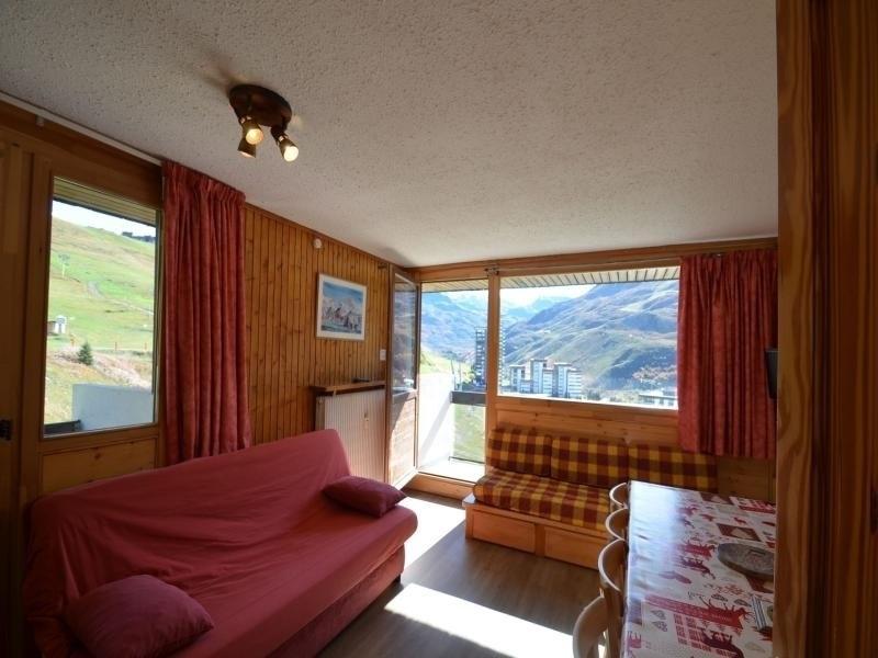 Appartement pour 8 au coeur des Ménuires et ski aux pieds