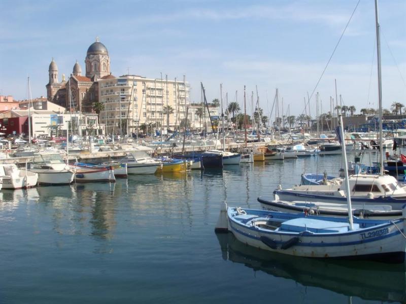 Le Port de Saint-Raphaël
