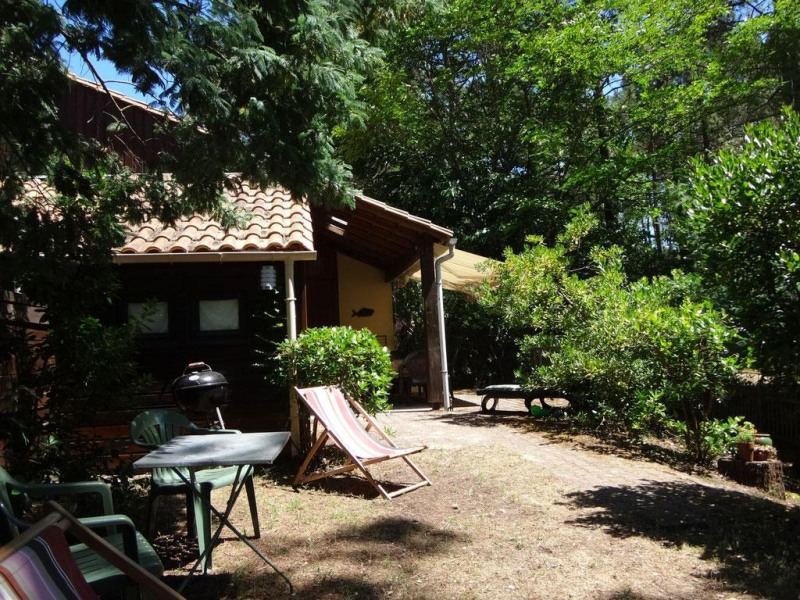 Holiday rentals Carcans - House - 4 persons - BBQ - Photo N° 1