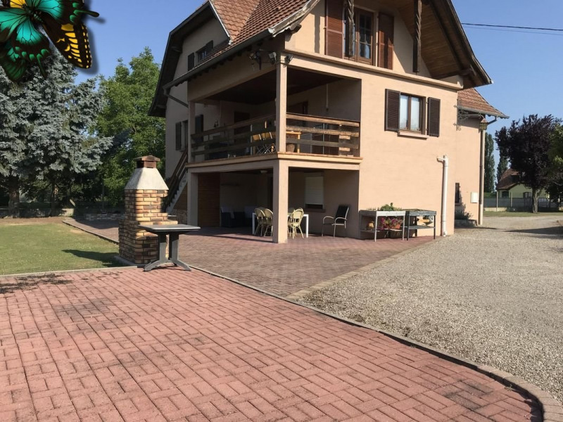Centre Alsace - Gîte Bon confort, au calme - Baldenheim