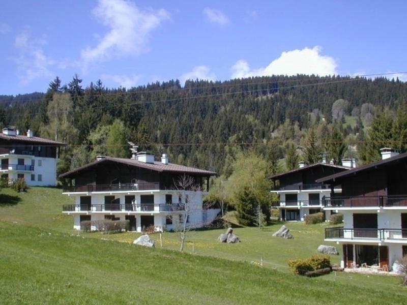 Location vacances Combloux -  Appartement - 4 personnes - Jardin - Photo N° 1