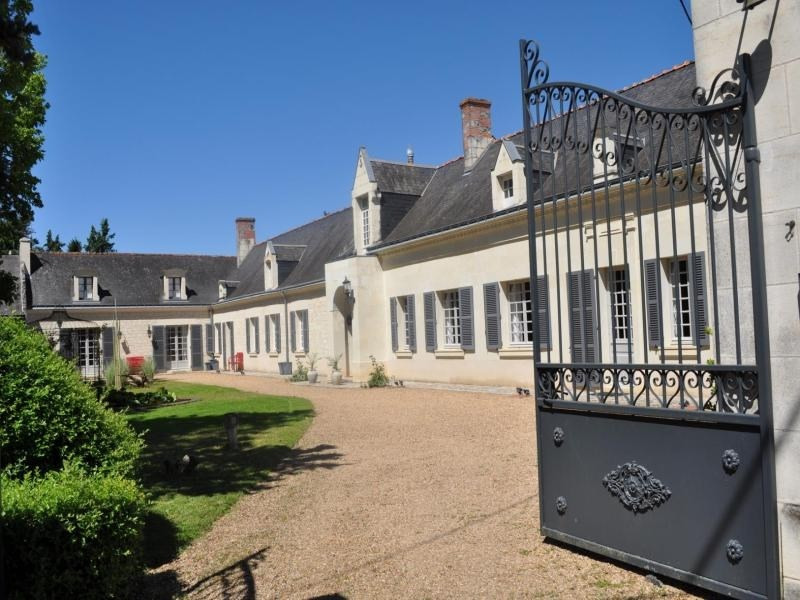 Location vacances La Chapelle-sur-Loire -  Maison - 10 personnes - Barbecue - Photo N° 1