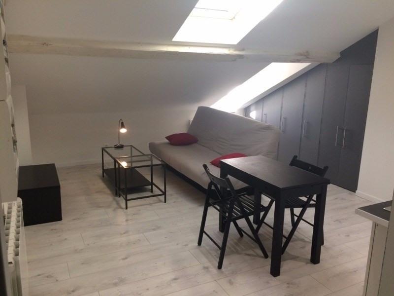 Location Studio Roanne - 390€/mois - appartement F1/T1/1 pièce 14,62m²