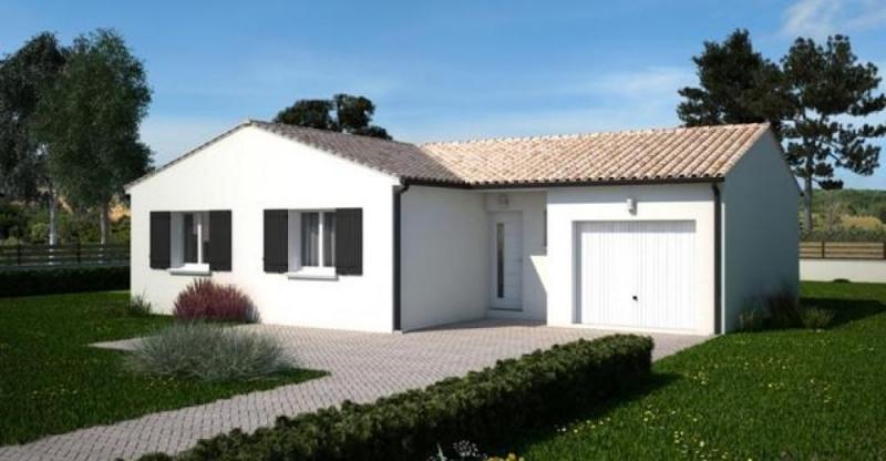 Maison  3 pièces + Terrain 750 m² Chasseneuil-du-Poitou par maisons PRIMEA