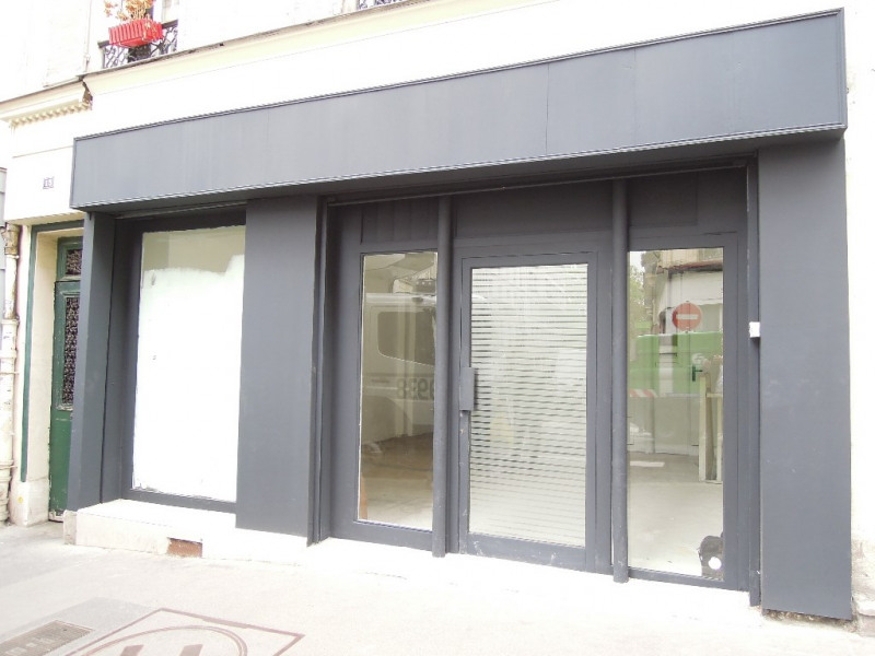 Vente Local commercial Paris 9ème