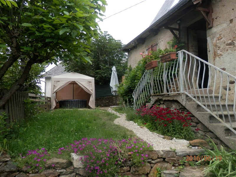 Location vacances Grand-Vabre -  Maison - 4 personnes - Barbecue - Photo N° 1