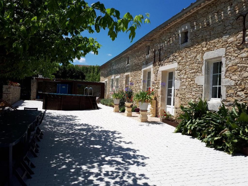 Holiday rentals Sainte-Colombe-de-Duras - House - 14 persons - BBQ - Photo N° 1