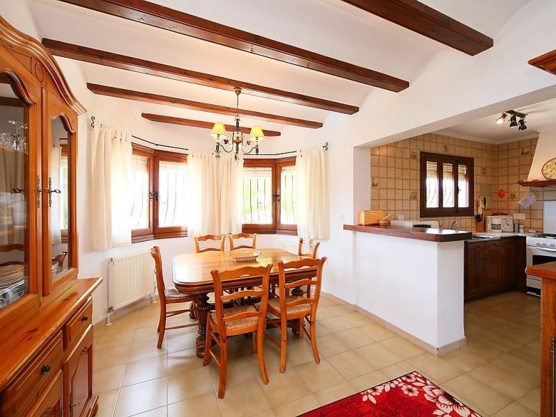 Location Maison Moraira, 5 pièces, 8 personnes