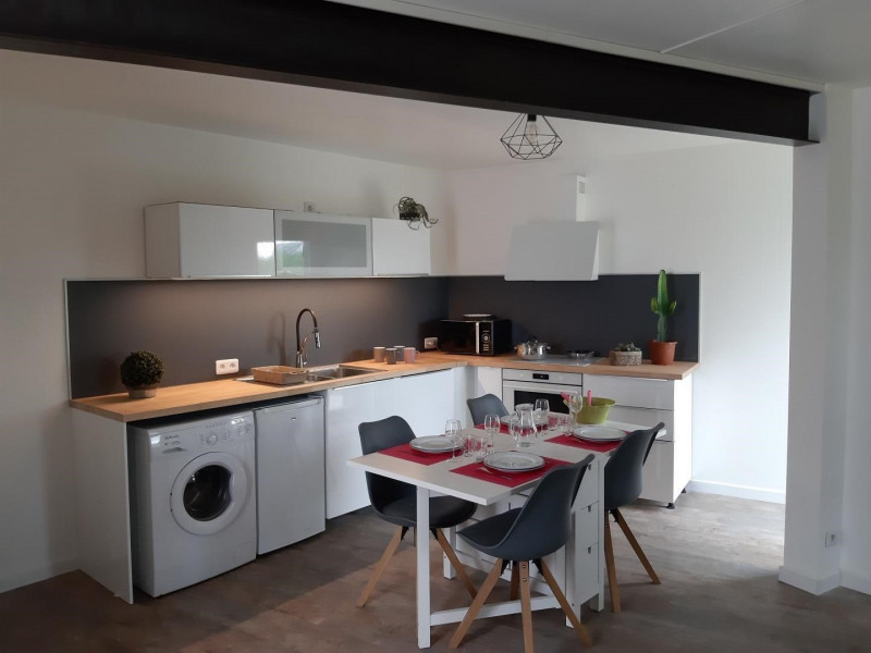 Location vacances Guidel -  Appartement - 4 personnes - Barbecue - Photo N° 1