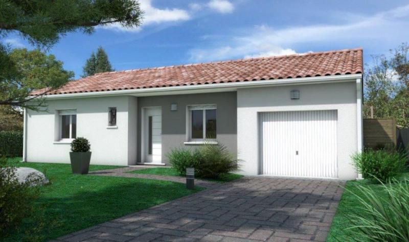 Maison  5 pièces + Terrain 670 m² Ricaud par OC RESIDENCES - CASTELNAUDARY