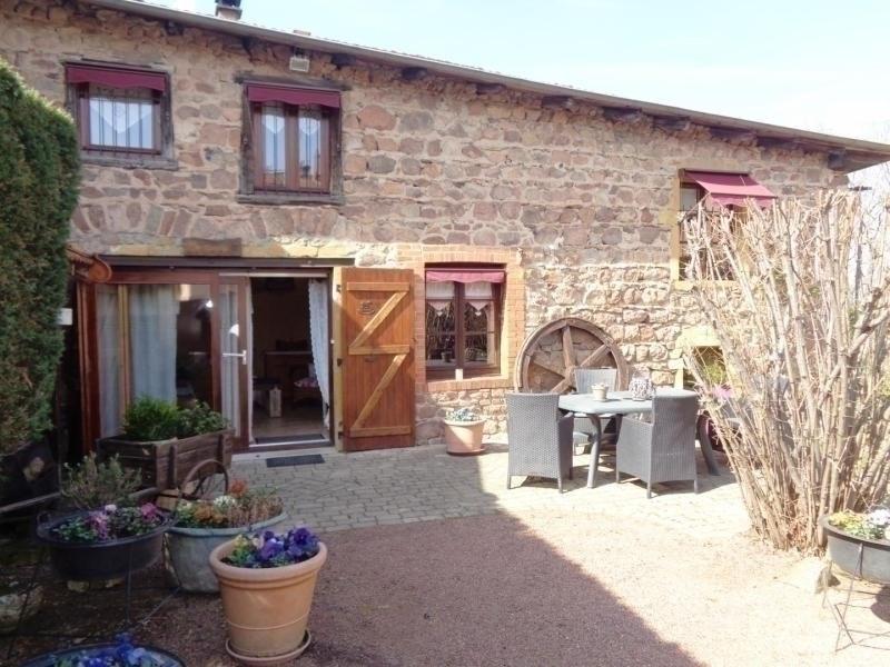Location vacances Cuinzier -  Maison - 4 personnes - Barbecue - Photo N° 1