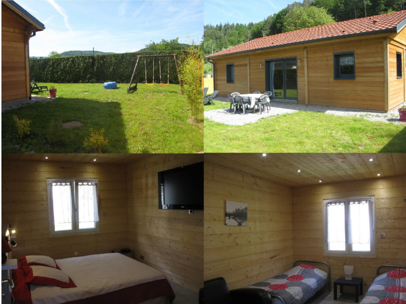 Holiday rentals Jarménil - House - 7 persons - BBQ - Photo N° 1