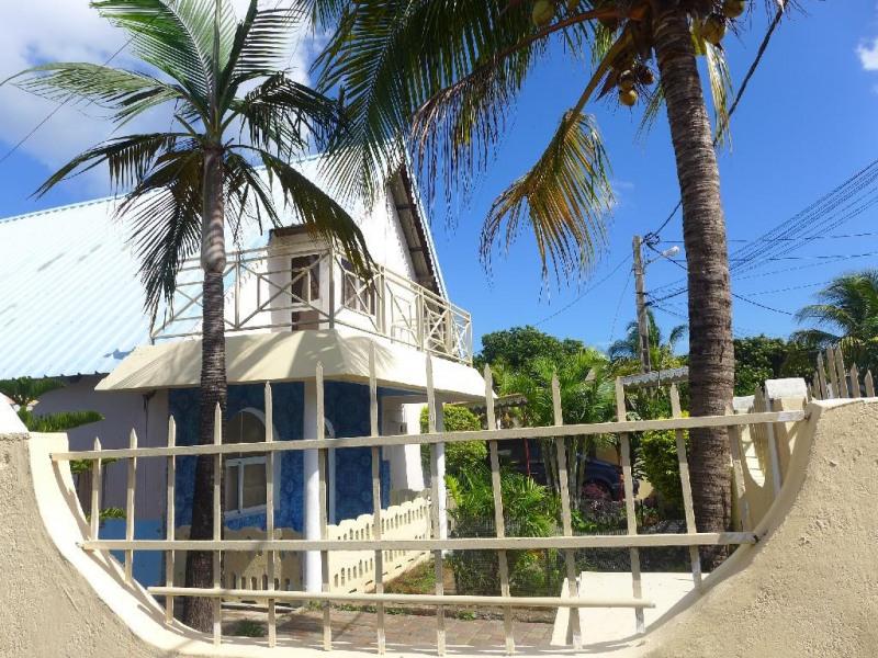 Villa Coucou Albion, maison Créole dans parc privé