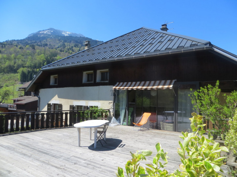 Location vacances Seythenex -  Appartement - 5 personnes - Barbecue - Photo N° 1