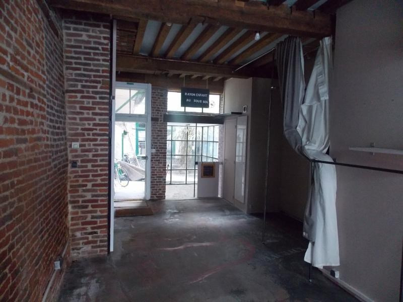 Location Boutique 80m² Lille