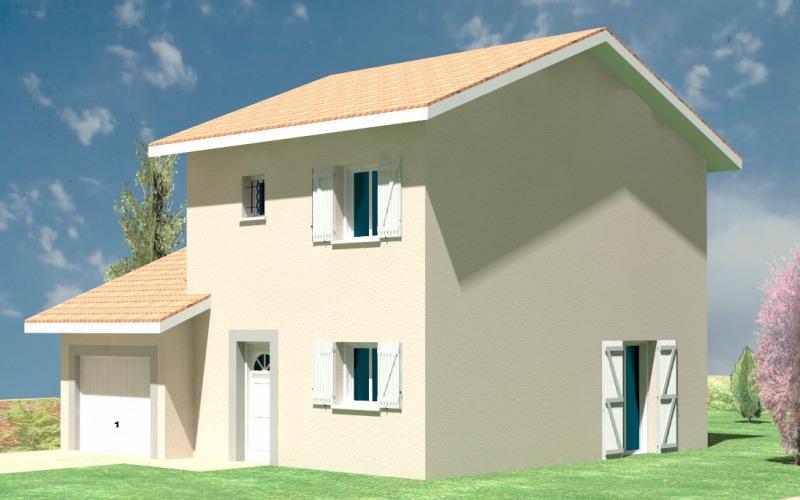 Maison  4 pièces + Terrain 750 m² Ceyzérieu par DEMEURES ET RESIDENCES