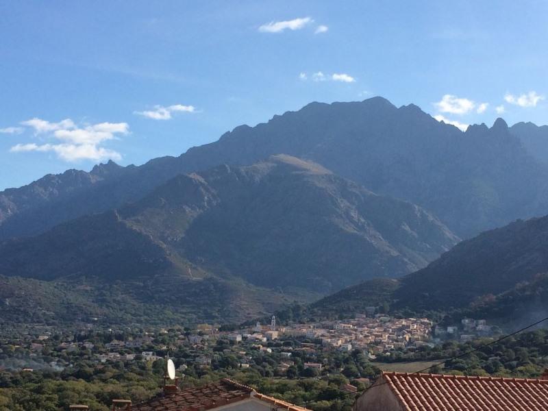 Vue montagne Calenzana