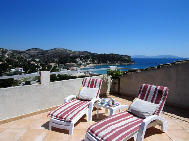 Location vacances Carry-le-Rouet -  Appartement - 4 personnes - Barbecue - Photo N° 1