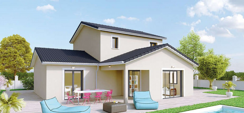 Maison  4 pièces + Terrain 449 m² Trevoux par Créa Concept Brignais