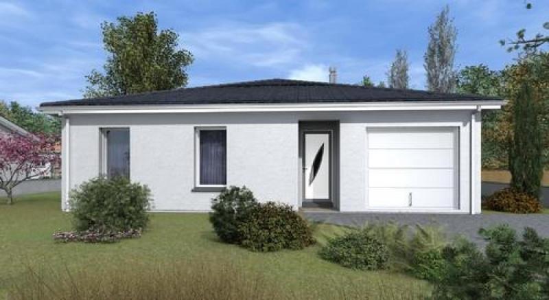 Maison  4 pièces + Terrain 800 m² Hourtin par TANAIS TERRE HABITAT