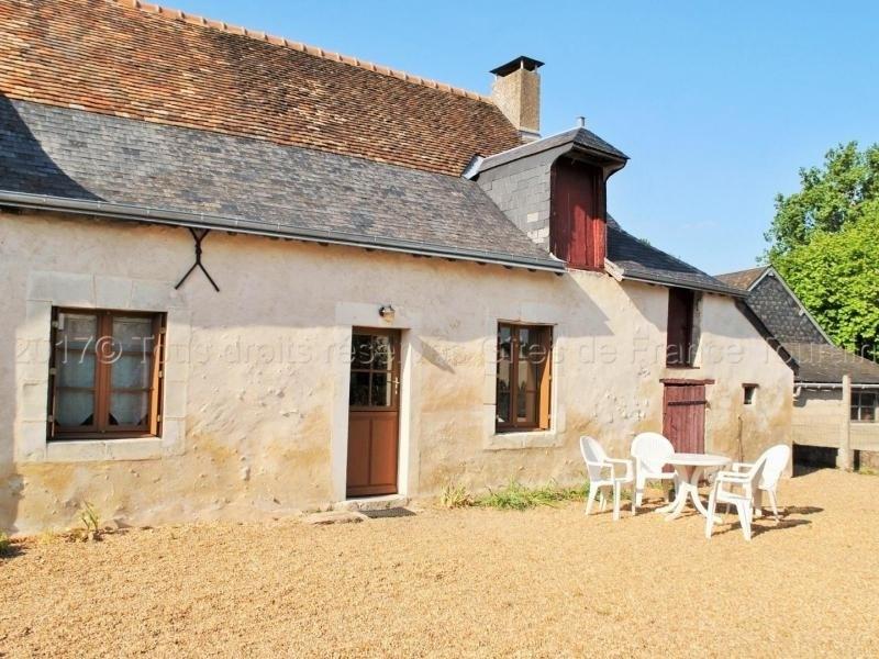 Location vacances Villiers-au-Bouin -  Maison - 4 personnes - Barbecue - Photo N° 1