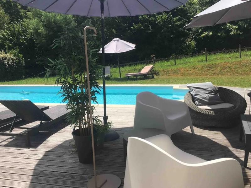 Location vacances Biarritz -  Maison - 10 personnes - Jardin - Photo N° 1