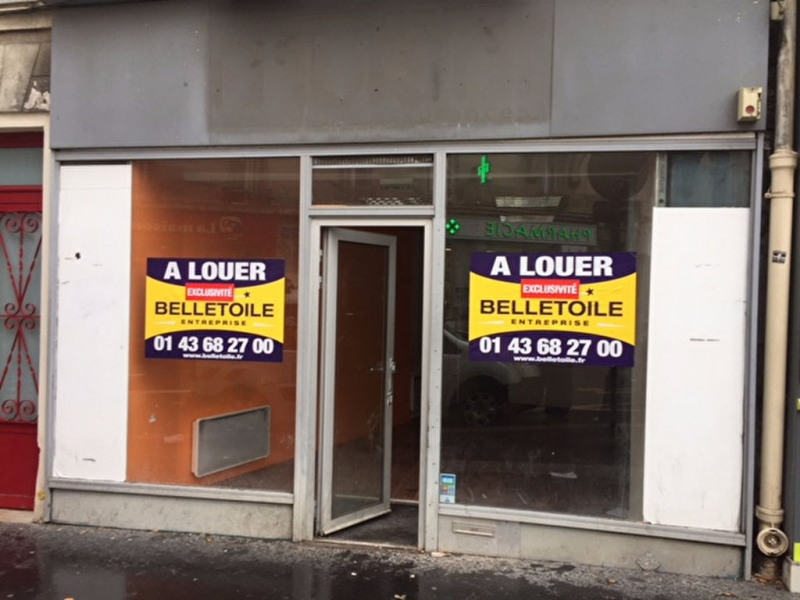 Location Local commercial Saint-Denis