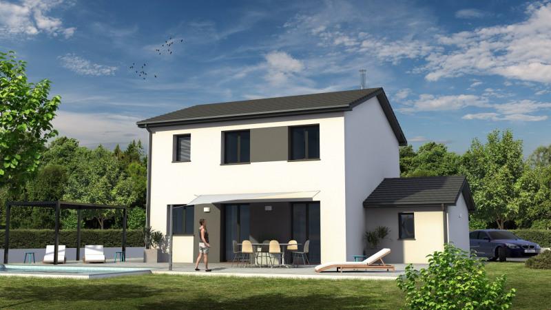Maison  4 pièces + Terrain 500 m² Saint-Victor-de-Cessieu par MAISONS KOME