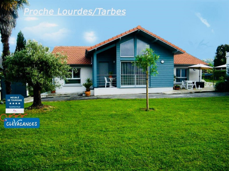 Location vacances Barbazan-Debat -  Maison - 7 personnes - Barbecue - Photo N° 1