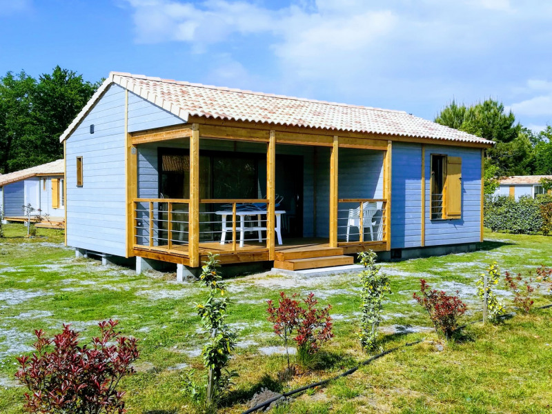 Holiday rentals Hourtin - Cottage - 5 persons - BBQ - Photo N° 1
